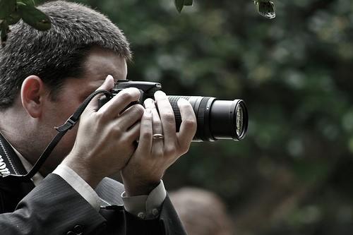 Un gran experto en fotografiar bodas
